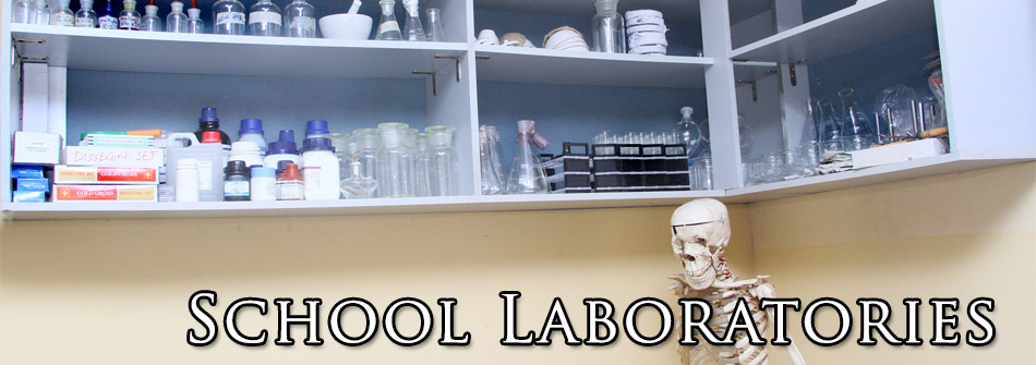 school laboratories